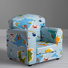 Buy little home at John Lewis Globe Trotter Armchair Online at johnlewis.com