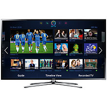 "Buy Samsung UE32F6400 LED HD 1080p 3D Smart TV, 32"" with Freeview HD Online at johnlewis.com"