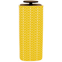 Buy Orla Kiely Linear Stem Storage Jar, 3L Online at johnlewis.com
