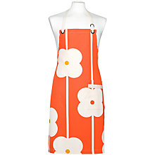 Buy Orla Kiely Abacus Flower Apron Online at johnlewis.com
