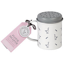 Buy Mary Berry Metal Flour Shaker Online at johnlewis.com