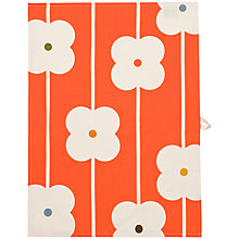 Buy Orla Kiely Abacus Flower Tea Towel Online at johnlewis.com