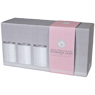 Mary Berry Storage Jars, Set of 3