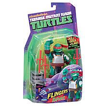 Buy Teenage Mutant Ninja Turtles Raphael Flingerz Online at johnlewis.com