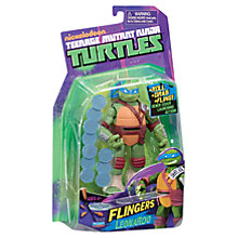 Buy Teenage Mutant Ninja Turtles Leonardo Flingerz Online at johnlewis.com