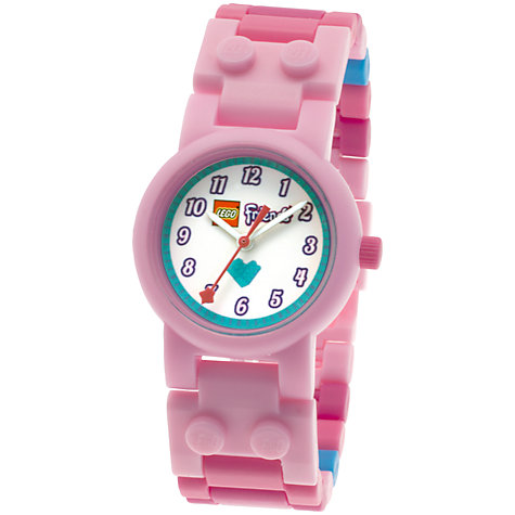 Buy LEGO Friends Stephanie Watch Online at johnlewis.com