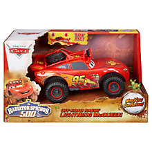 Buy Disney Cars Off Road Racin' Lightning McQueen Online at johnlewis.com