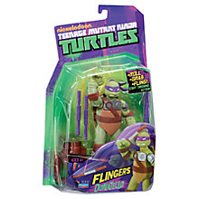 Buy Teenage Mutant Ninja Turtles Donatello Flingerz Online at johnlewis.com