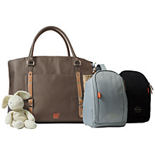 Buy PacaPod Mirano Changing Bag, Mocha Online at johnlewis.com