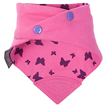 Buy Cheeky Chompers Neckerchew, Flutterby Online at johnlewis.com