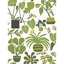 Buy Marimekko Ikkunaprinssi Wallpaper Online at johnlewis.com