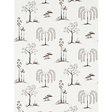 Buy Sanderson Willow Tree Paste the Wall Wallpaper Online at johnlewis.com