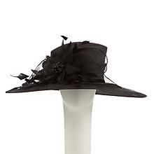 Buy John Lewis Maddy Large East West Occasion Hat Online at johnlewis.com