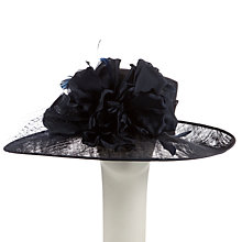 Buy John Lewis Nigel Vera East West Silk Flow Occasion Hat Online at johnlewis.com