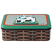 Buy Cath Kidston Pop Dog Treats Tin Online at johnlewis.com