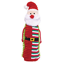 Buy Rosewood Santa Claus Cruncher Dog Toy Online at johnlewis.com