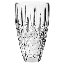 Buy Marquis by Waterford Sparkle Vase Online at johnlewis.com