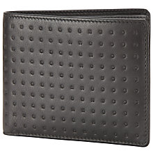 Buy BOSS Teodorico Bifold Logo Wallet, Black Online at johnlewis.com
