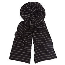 Buy Kin by John Lewis Striped Scarf Online at johnlewis.com