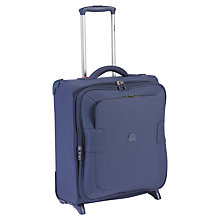 Buy Delsey Tuileries 2-Wheel 50cm Cabin Suitcase Online at johnlewis.com