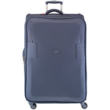 Buy Delsey Tuileries 4-Wheel 78cm Large Suitcase, Black Online at johnlewis.com
