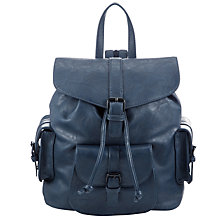 Buy Collection WEEKEND by John Lewis Grainy Rucksack Online at johnlewis.com