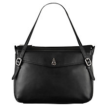 Buy Tula Large Nappa Leather Lock Tote Bag Online at johnlewis.com
