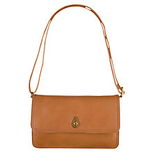 Buy Tula Medium Natural Calf Originals Leather Multiway Bag, Tan Online at johnlewis.com