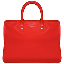 Buy Lulu Guinness Medium Daphne Leather Handbag Online at johnlewis.com