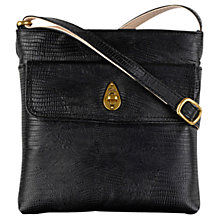 Buy Tula Medium Lizard Leather Across Body Bag Online at johnlewis.com