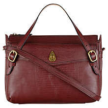 Buy Tula Medium Lizard Leather Multiway Bag Online at johnlewis.com