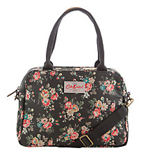 Buy Cath Kidston Busy Bag, Grey Kingswood Rose Online at johnlewis.com