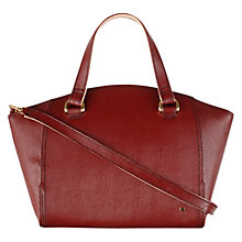 Buy Tula Saffiano Medium Leather Grab Bag Online at johnlewis.com