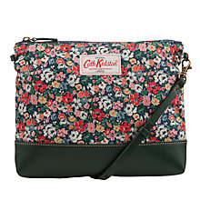 Buy Cath Kidston Cross Body Canvas Bag Online at johnlewis.com
