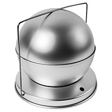 Buy Silverwood Spherical Cake Tin, Dia.17.5cm Online at johnlewis.com