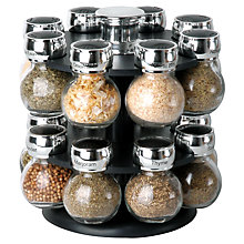 Buy John Lewis 16 Jar Spice Carousel Online at johnlewis.com