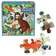 Buy Eeboo Birthday Tree Puzzle Online at johnlewis.com