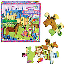 Buy Eeboo Castle Jigsaw Puzzle Online at johnlewis.com