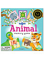 Eeboo Pre-School Animal Memory Game