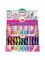Eeboo Rainbow Glitter Glue, Pack of 12
