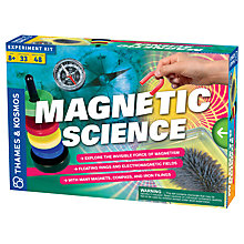 Buy Thames & Kosmos Magnetic Science Experiment Kit Online at johnlewis.com
