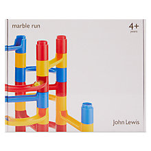Buy John Lewis Marble Run Game Online at johnlewis.com