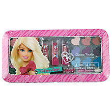 Buy Barbie Doll'icious Colours Make-Up Online at johnlewis.com