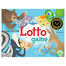Buy Eeboo Pre-School Lotto Game Online at johnlewis.com