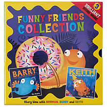 Buy Funny Friends Collection Book Online at johnlewis.com