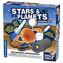 Buy Thames & Kosmos Little Labs Stars & Planets Science Kit Online at johnlewis.com