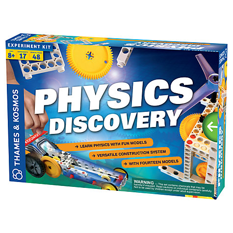 Buy Thames & Kosmos Physics Discovery Experiment Set Online at johnlewis.com