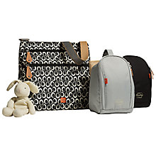 Buy PacaPod Jura Changing Bag, Black Online at johnlewis.com