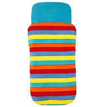 Buy John Lewis Baby Rainbow Stripe Footmuff Online at johnlewis.com
