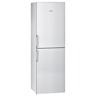 Siemens KG34NVW20G Fridge Freezer, A+ Energy Rating, 60cm Wide, White